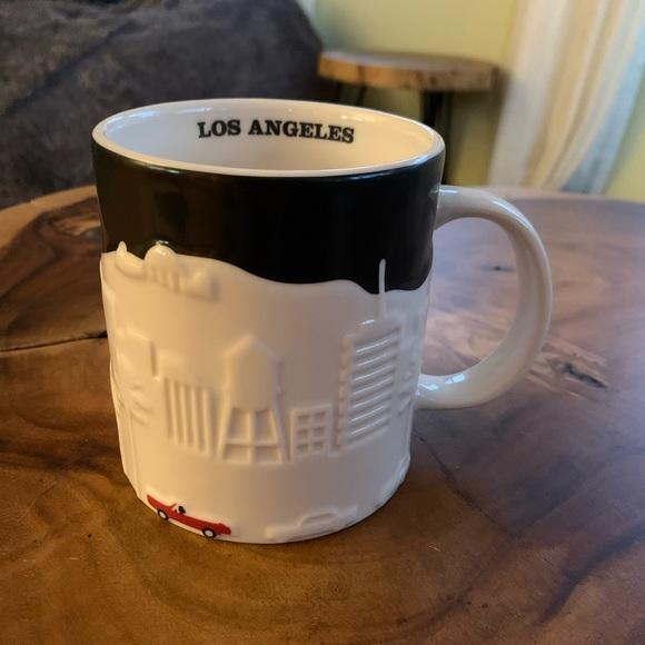 Starbucks Collectors Mug- Los Angeles